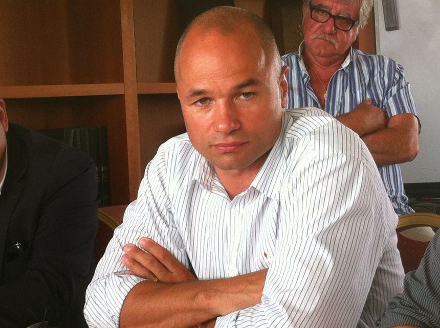 Sylvain Deroeux, Directeur Général de l'USAP - Radio France