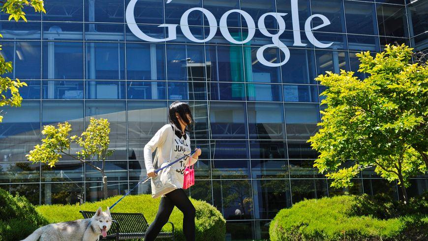 Le siège de Google, à Palo Alto dans la Silicon Valley
