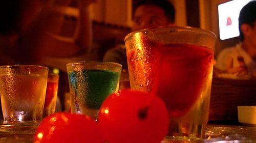 La Vodka fait partie des premiers alcools déjà testés des adolescents