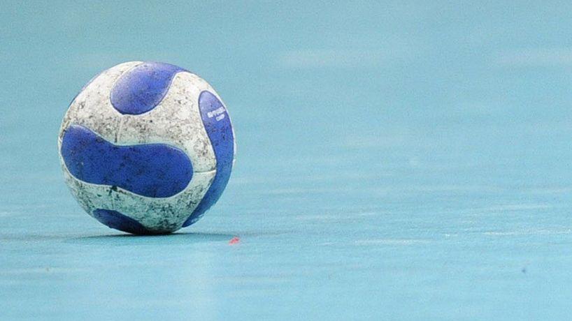 illustration handball