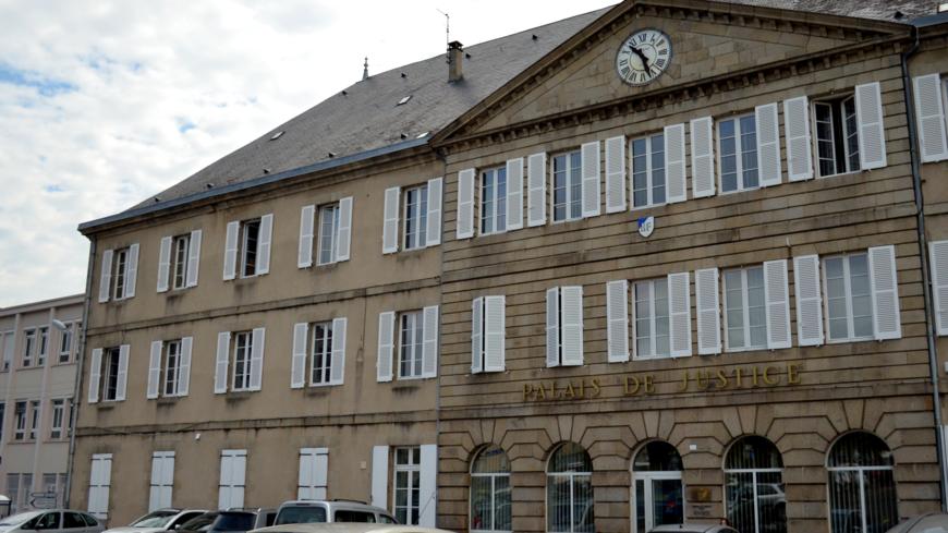 Le tribunal de Guéret