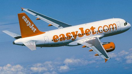 Compagnie Easy Jet (illustration)