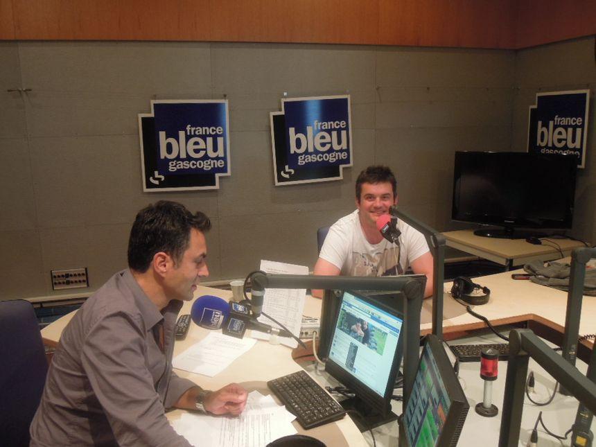 Pierre de Saint-Pastou vu sur M6 - Radio France