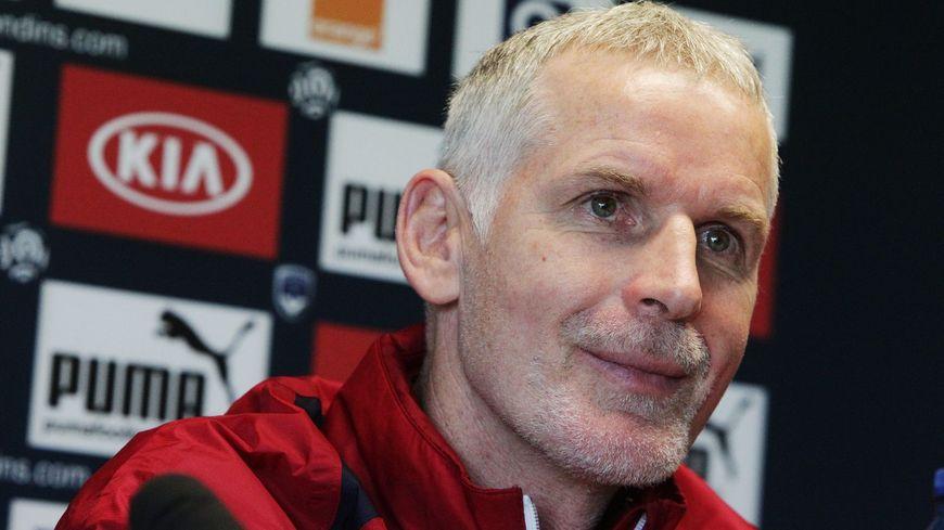 Troisième saison à la tête des Girondins de Bordeaux pour Francis Gillot.