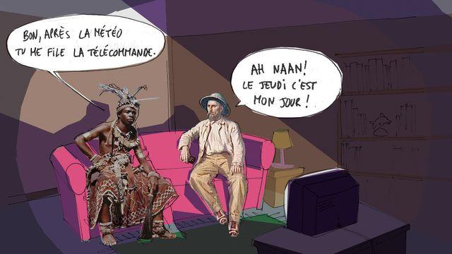 L'histoire de Kody, vue et dessinée par Sébastien Berruyer 2