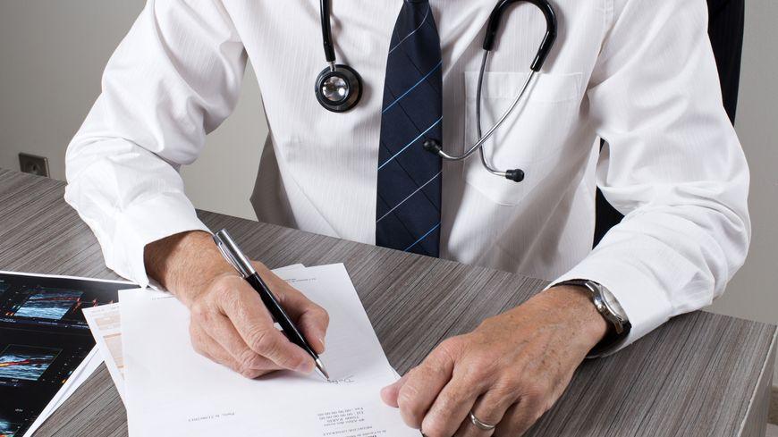 Médecin généraliste (illustration).