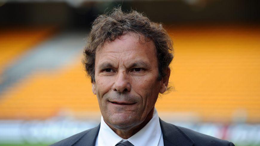 Roland Romeyer, co-président de l'ASSE (2011)