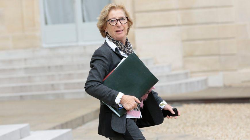 Geneviève Fioraso, secrétaire d'Etat à l'Enseignement supérieur et à la Recherche