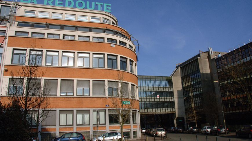 Le siège de La Redoute à Roubaix dans le Nord