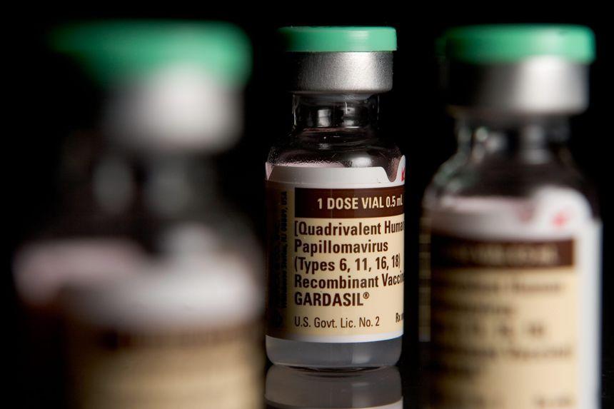 Le vaccin Gardasil - Maxppp