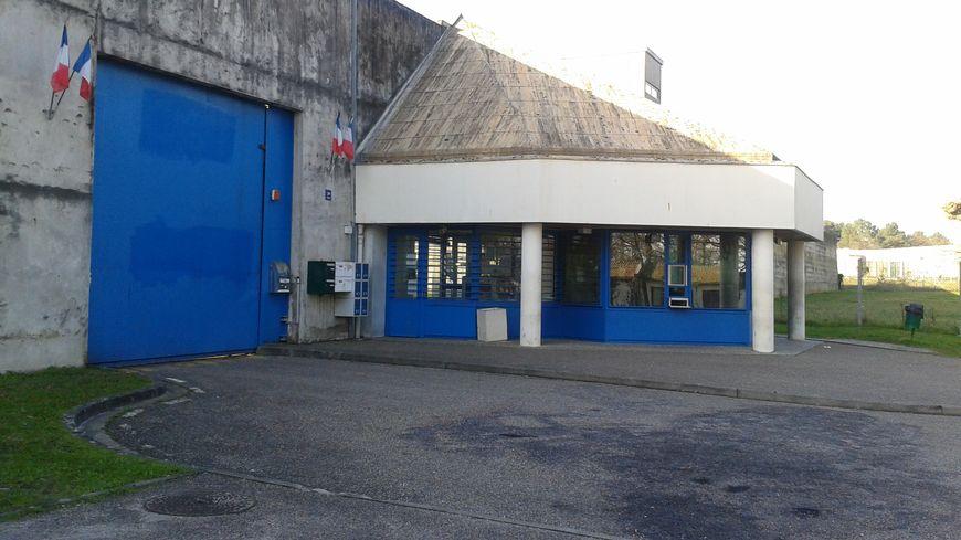 Le centre pénitentiaire de Gradignan