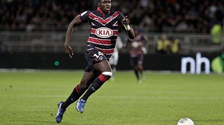Cheick Diabaté, l'attaquant des Girondins de Bordeaux