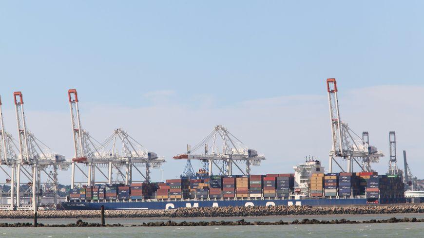 Port du Havre - illustration