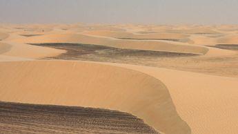 Desert - Paris Dakar