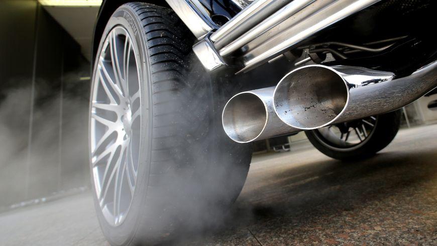 Pollution aux particules fines.