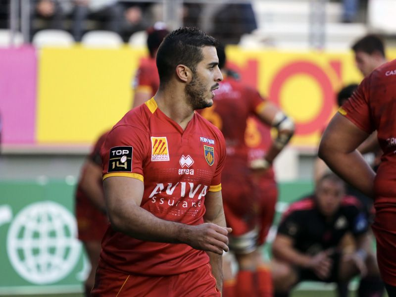 L'international Sofiane Guitoune arrive de Perpignan - stade.fr