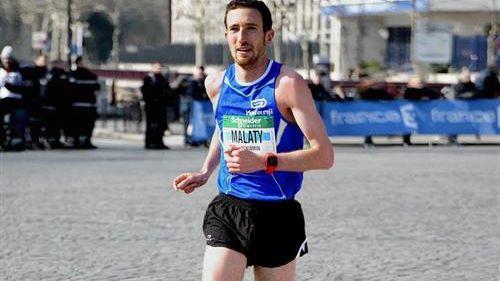 Benjamin Malaty rêve d'un Top 10 à Zürich.