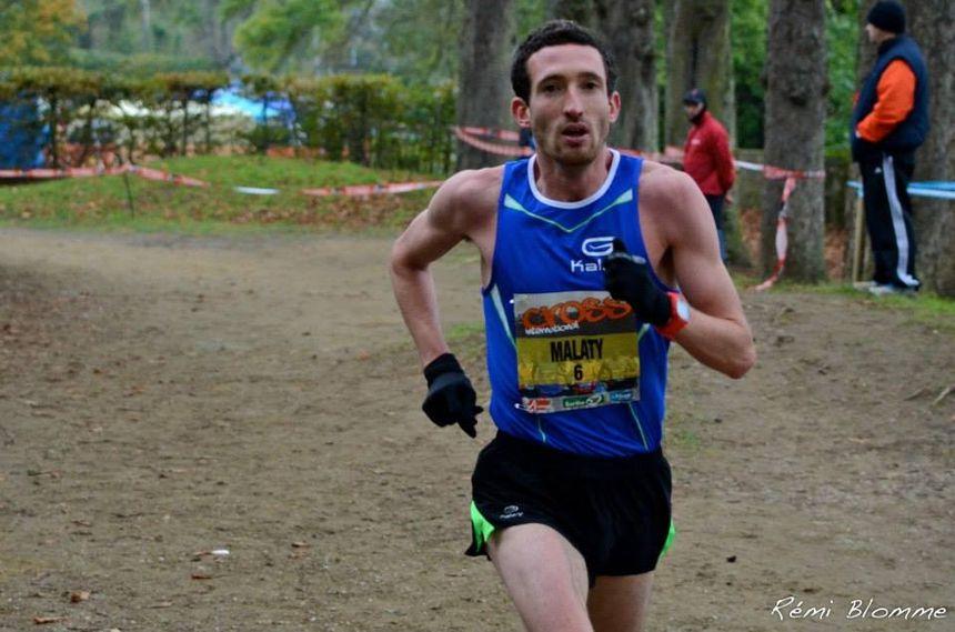 Champion de France de cross en 2012, Benjamin Malaty axe sa saison sur le marathon - Rémi Blomme