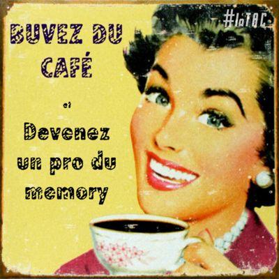 Caféine et mémoire