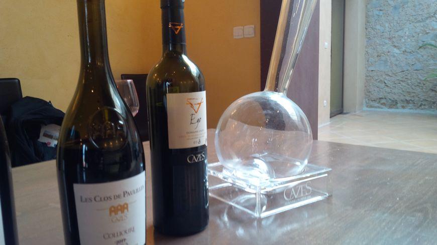 Les vins du Domaine Caze