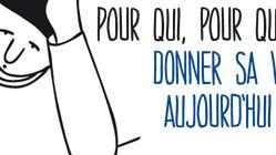 """""""Pour qui, pour quoi donner sa vie aujourd'hui"""" Les réponses en Gironde"""