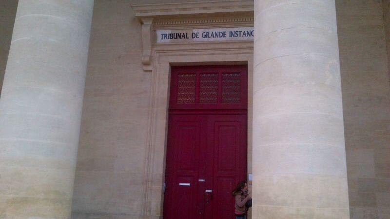 Le Tribunal de Bergerac.