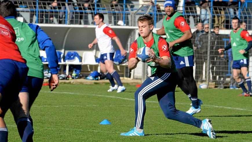 Jules Plisson honorera sa première sélection avec le XV de France face à l'Angleterre