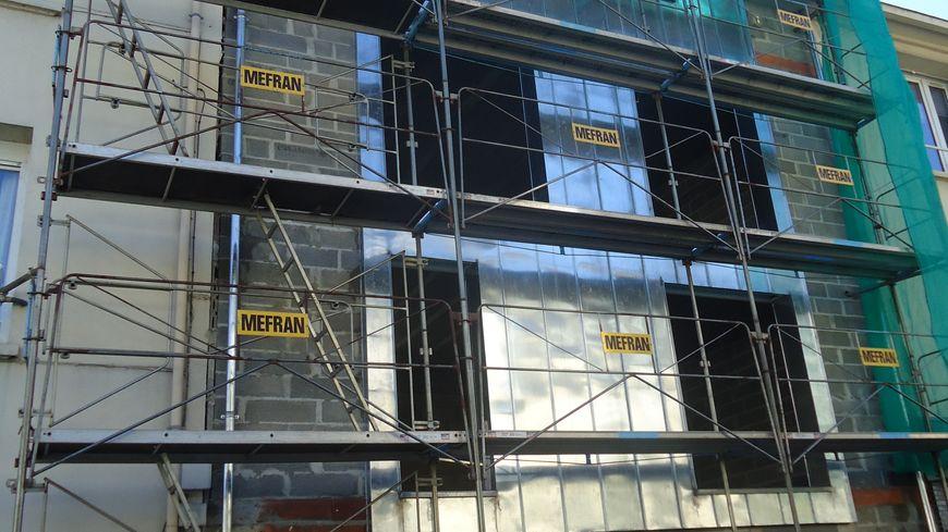 chantier btp bâtiment logement construction