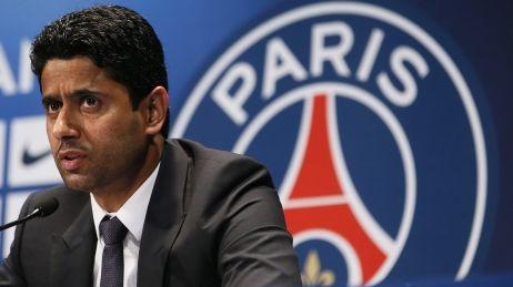 Nasser Al-Khelaifi, président du Paris Saint-Germain