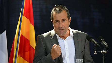 Bernard Chaussegros candidat UMP aux élections municipales de 2014 à Avignon