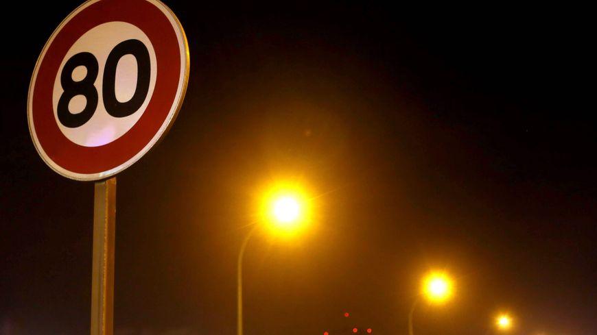 Les routes secondaires pourraient à terme toutes être limitées à 80 km/h