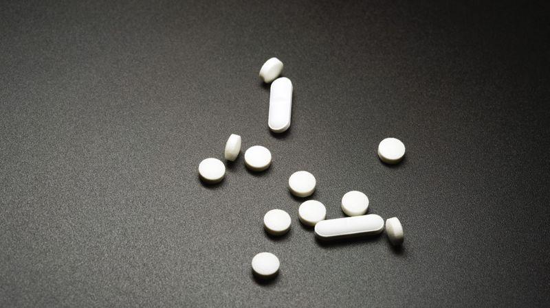 Cachets d'amphétamines (illustration)