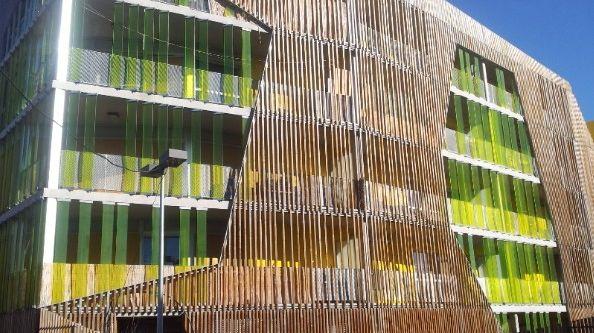 FBToulouse  la résidence Origami de Borderouge  à Toulouse