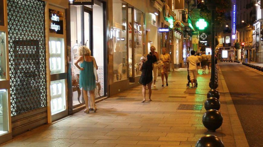Les commerces de Dijon en difficultés