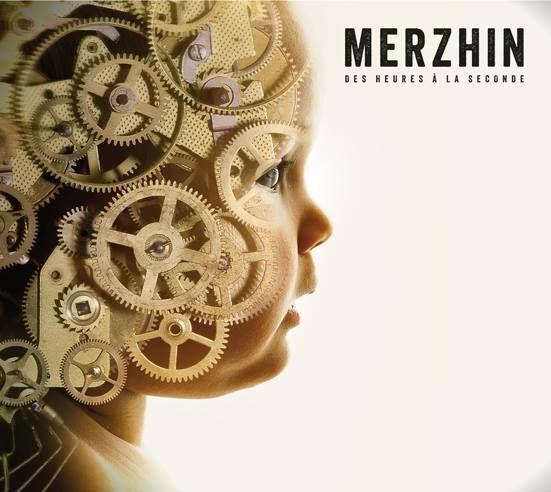 Des heures à la seconde, nouvel album de Merzhin