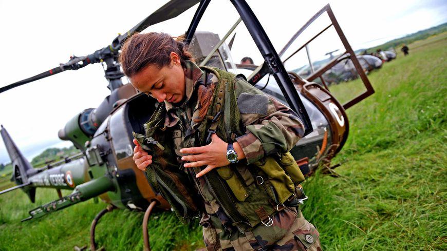 """Dans """"La guerre invisible"""", des femmes témoignent des violences sexuelles subies dans l'armée"""
