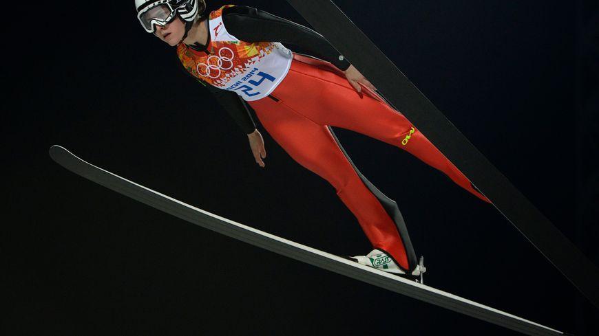 La Française Coline Mattel remporte la médaille de bronze
