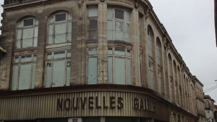 Nouvelles Galeries Mont-de-Marsan
