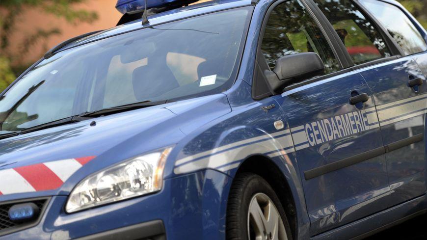 Voiture de gendarmerie (photo d'illustration)