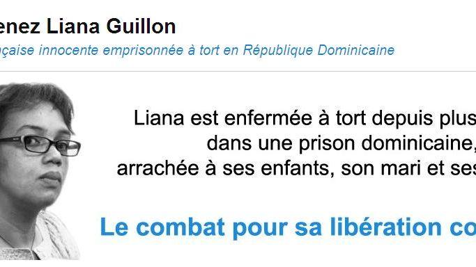Le site internet pour soutenir Liana Guillon