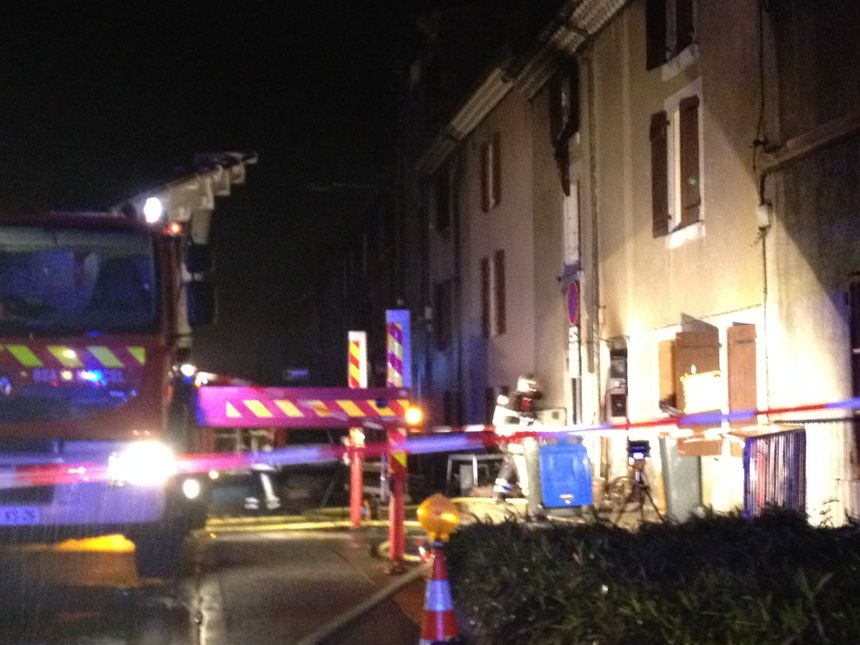 incendie sadi carnot 2 - Radio France