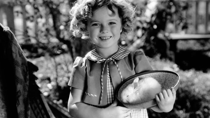 Shirley Temple, en 1934
