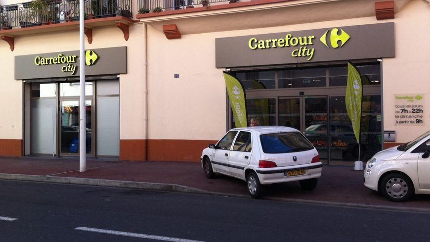 Le Carrefour City, avenue Julien Panchot