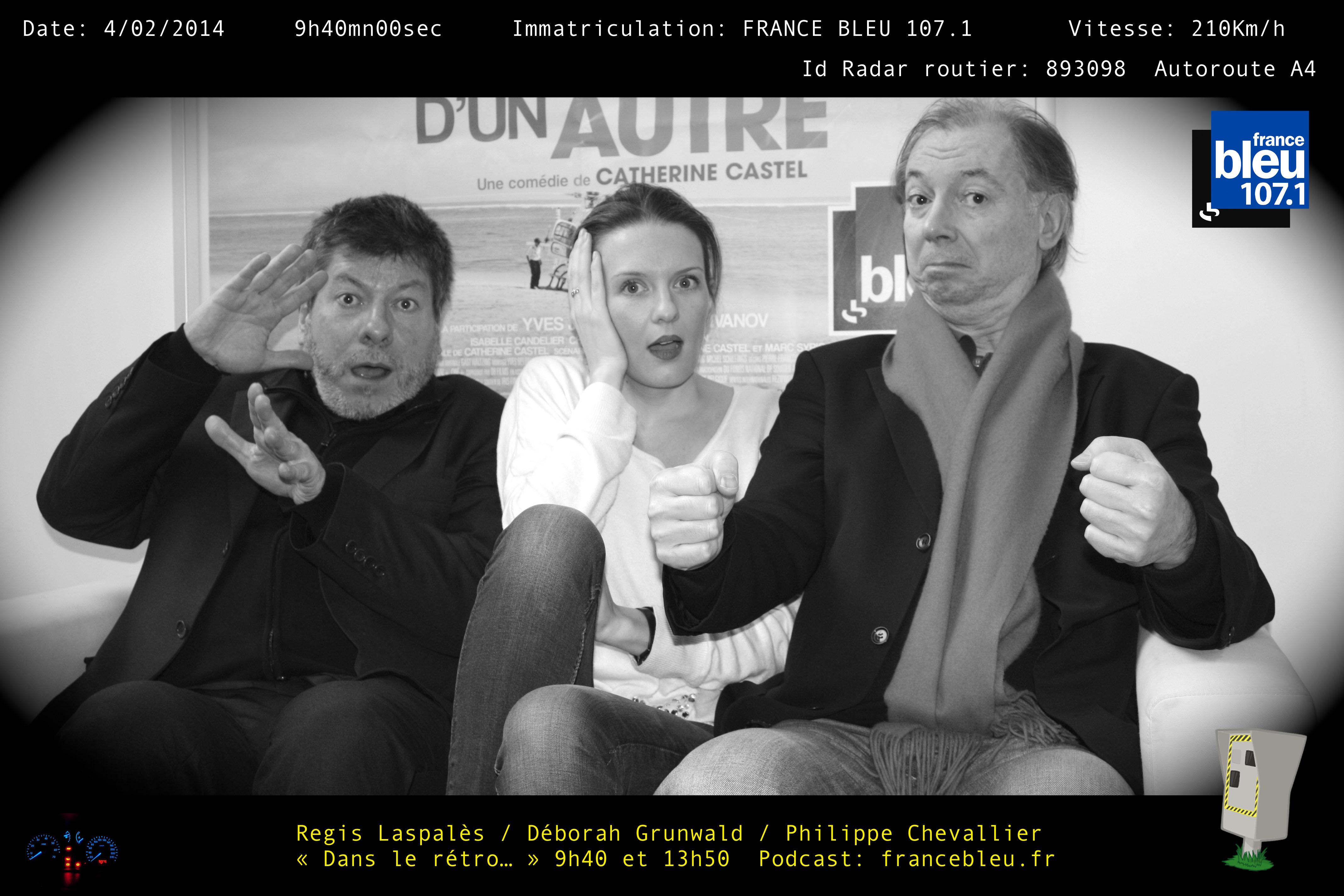 """Chevallier & Laspalès... """"Dans le rétro"""""""