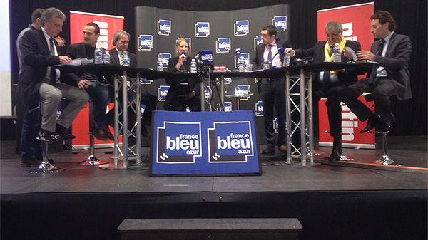 Municipales : le débat des candidats à La Trinité (1)