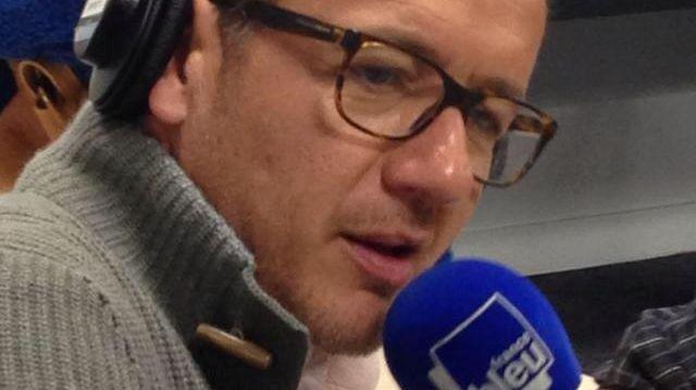 Dany Boon en direct sur France Bleu Nord le 14 janvier 2014 pour l'avant-première de Supercondriaque