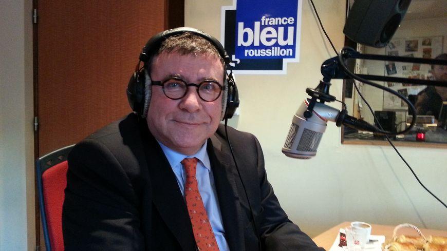 Jean Codognès sur France Bleu Roussillon ce lundi matin