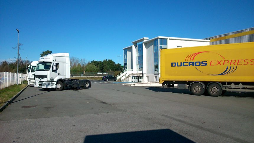 Le site de Mory Ducros à Canéjan - France Bleu Gironde