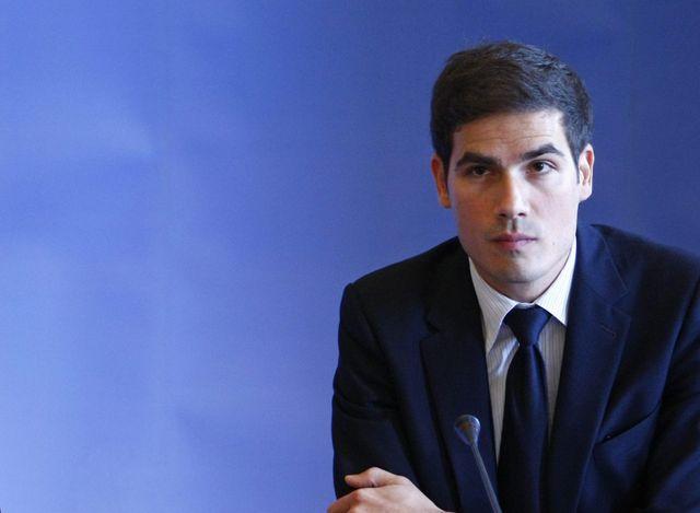 Mathieu Gallet, nouveau PDG de Radio France