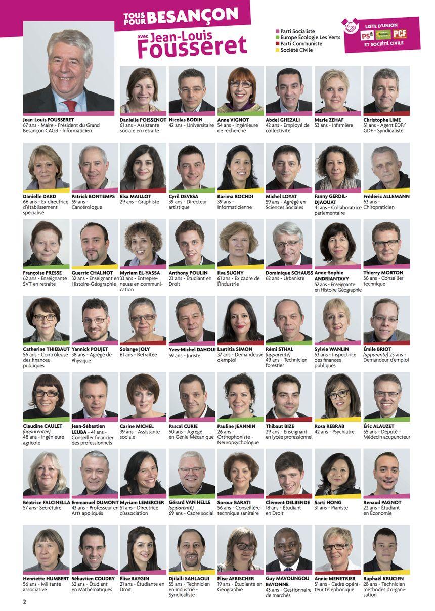 Liste Fousseret - jlf2014.net